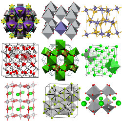 Encyclopedia of perspective energy materials